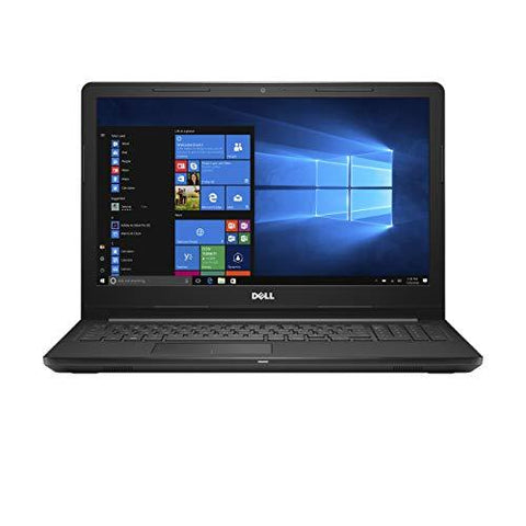 Dell Inspiron 3565 AMD APU 15.6 inch A6 7th Gen Laptop (4GB/1TB HDD/Windows 10 Home/Black/2.5 kg)-Personal Computer-Dell-Helmetdon