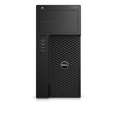Dell Precision Tower Workstation Desktop-Optiplex T3620-Intel i7-7th Generation 7700 Processor Quad Core, up to 4.20 GHz, 8MB Cache, 65W-Personal Computer-Dell-Helmetdon