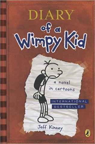 Diary of a Wimpy Kid-Books-TBHPD-Helmetdon