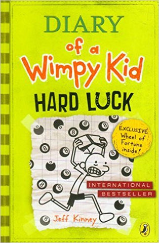 Diary of a Wimpy Kid: Hard Luck-Books-TBHPD-Helmetdon