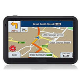 "DishyKooker 5"" HD Onboard GPS Portable Navigator 256MB + 8GB ( Southeast Asia map )-Automotive Parts and Accessories-DishyKooker-Helmetdon"