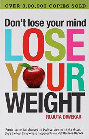 Don't Lose Your Mind, Lose Your Weight-Books-TBHPD-Helmetdon