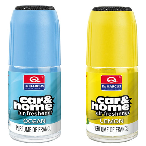 Dr. Marcus Spray Combo OCEAN & Lemon Home/Car Air Freshener Pack-Car Perfume-Dr. Marcus-Helmetdon