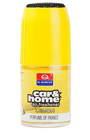 Dr.Marcus Spray Lemon Car Perfume (50 ml)-Car Perfume-Dr. Marcus-Helmetdon