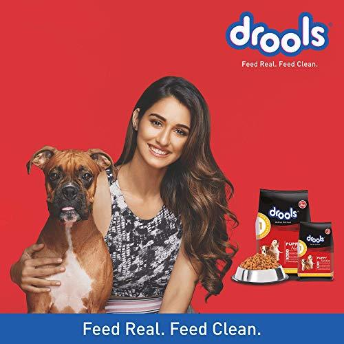 Drools Chicken And Egg Puppy Dog Food 3 Kg With Free 1 2 Kg Helmet Don