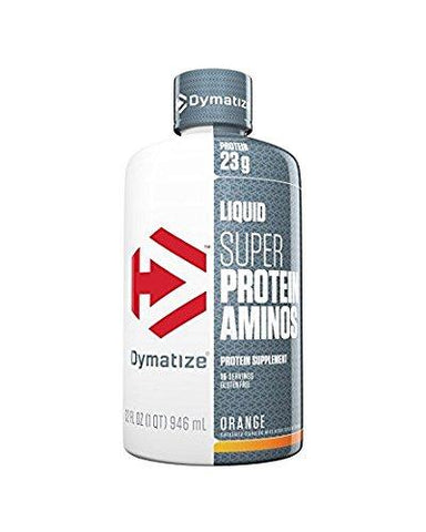 Dymatize Nutrition Liquid Super Protein Amino - 946 Ml-Health and Beauty-Dymatize Nutrition-Helmetdon
