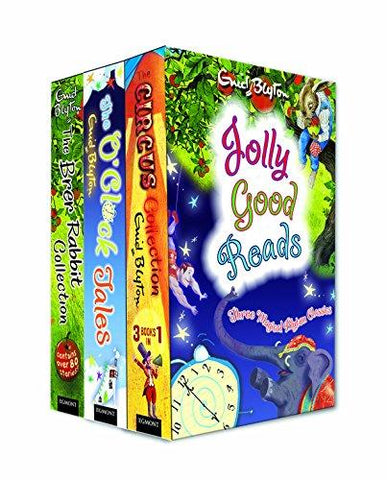 Enid Blyton 3 in 1 Jolly Good Reads Slipcase-Book-Egmont-Helmetdon