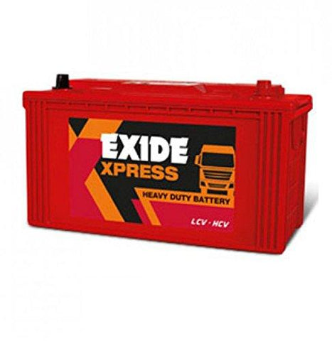 EXIDE BATTERYS IN RED COLOUR XP 1500-Automotive Parts and Accessories-Exide-Helmetdon