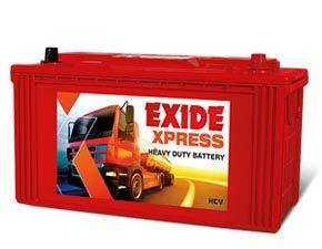 Exide Express XP 880 88AH Battery-Automotive Parts and Accessories-Exide-Helmetdon