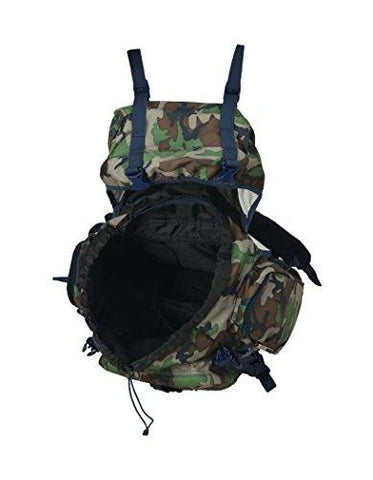 43e7d0789f7cf F Gear Military Neutron Polyester 50 Ltrs Woodland A Camo Rucksack  (2795)-Luggage