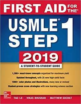 First Aid for the USMLE Step 1 (2019-2020) Session, Twenty-ninth Edition-Book-McGraw-Hill Education-Helmetdon