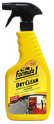 Formula 1 Carpet & Upholstery Cleaner 592ml-car care-Formula 1-Helmetdon