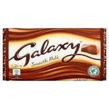 Galaxy Smooth Milk Chocolate Bar, 110g Free Silver Plated Coin-Grocery-Galaxy-Helmetdon
