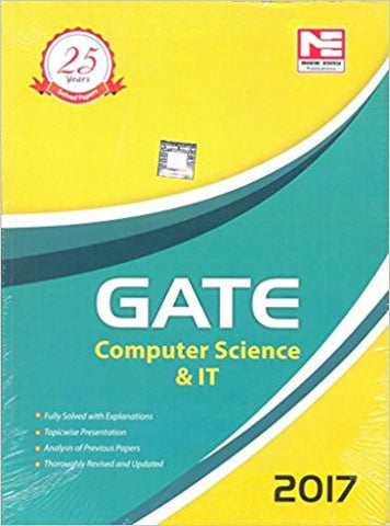 GATE 2017: Computer Science and IT Engineering Solved Papers-Books-TBHPD-Helmetdon
