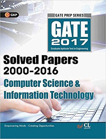 GATE Paper Computer Science & Information Technology 2017 (Solved Papers 2000-2016)-Books-TBHPD-Helmetdon