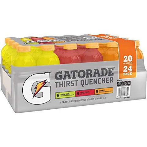 Gatorade Sports Drinks Variety Pack (20 oz, 24 pk.) M-Beauty-Gatorade-Helmetdon