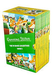 Geronimo Stilton: The 10 Book Collection (Series 2)-Book-Sweet Cherry Publishing-Helmetdon