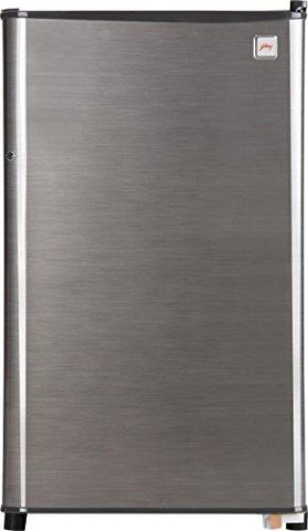Godrej 99 L 1 Star Direct-Cool Single-Door Refrigerator (RD Champion 99C, Silver Strokes)-Godrej-Helmetdon