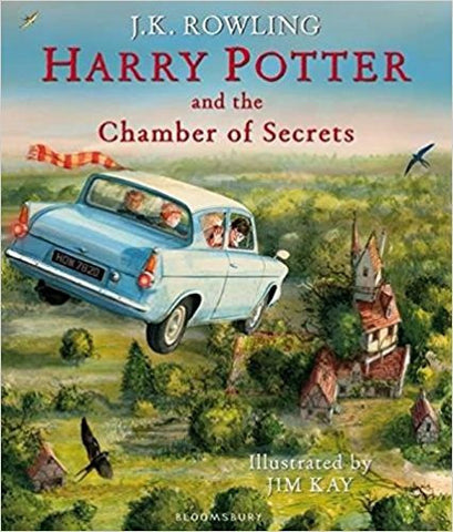 Harry Potter and the Chamber of Secrets-Books-TBHPD-Helmetdon