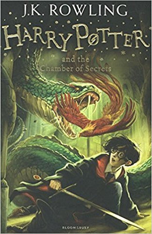 Harry Potter and the Chamber of Secrets (Harry Potter 2)-Books-TBHPD-Helmetdon