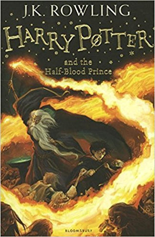 Harry Potter and the Half Blood Prince-Books-TBHPD-Helmetdon