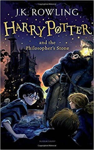 Harry Potter and the Philosopher's Stone-Books-TBHPD-Helmetdon