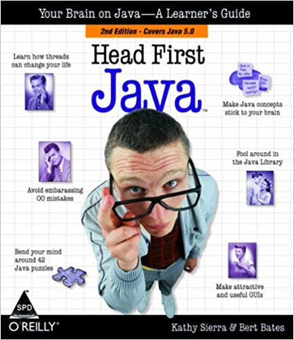 Head First Java-Books-TBHPD-Helmetdon