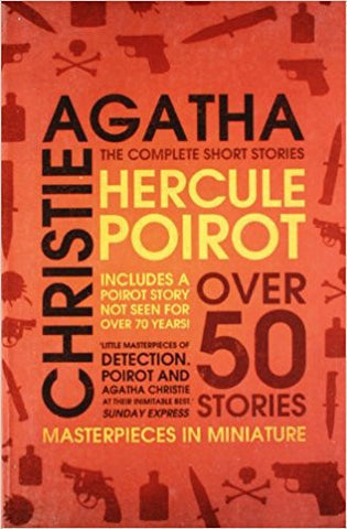 Hercule Poirot: The Complete Short Stories-Books-TBHPD-Helmetdon