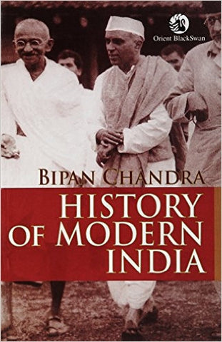History of Modern India-Books-TBHPD-Helmetdon