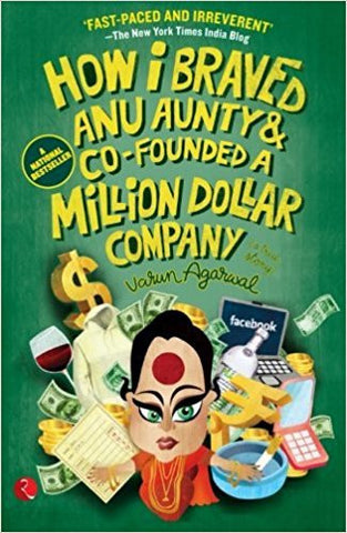 How I Braved Anu Aunty & Co-Founded a Million Dollar Company-Books-TBHPD-Helmetdon
