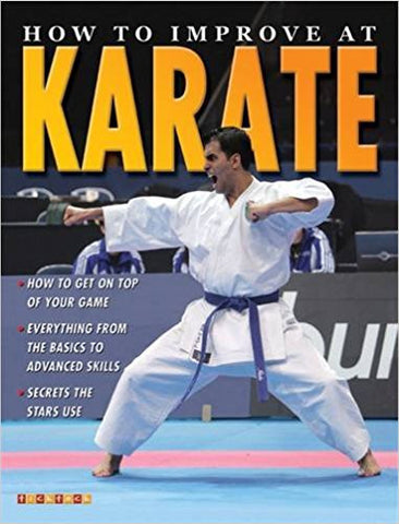 How to Improve at Karate-Books-TBHPD-Helmetdon