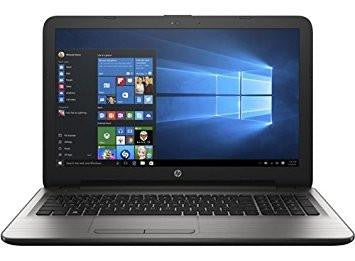 HP 15-AY503TX 2016 15.6-inch Laptop (6th Gen Core i5-6200U/8GB/1TB/DOS/2GB Graphics), Turbo Silver-Computers and Accessories-HP-Helmetdon