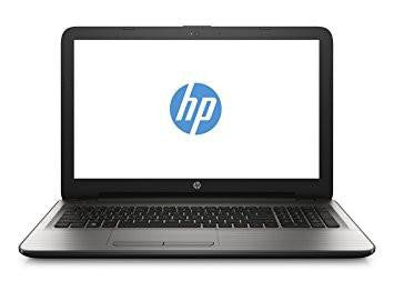 HP 15-AY513TX 15.6-inch Laptop (6th Gen Core i3-6006U/8GB/1TB/DOS/2GB Graphics), Turbo Silver-Computers and Accessories-HP-Helmetdon