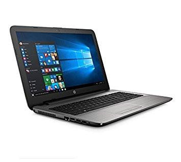 HP 15-BA017AX 15.6-inch Laptop (A8-7410/4GB/1TB/DOS/2GB Graphics), Turbo Silver-Computers and Accessories-HP-Helmetdon