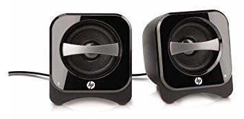 Hp 2.0 Compact Speakers-Computers and Accessories-HP-Helmetdon