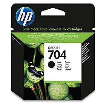 HP 704 Ink Cartridge - Black-Computers and Accessories-HP-Helmetdon