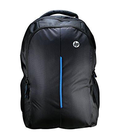 HP NU075 15-inch Laptop Backpack (Black)-Computers and Accessories-HP-Helmetdon