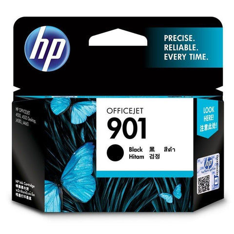 HP Officejet 901 Ink Cartridge - Black-Computers and Accessories-HP-Helmetdon