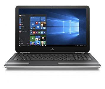 HP Pavilion 15-au620TX 15.6-inch Laptop (Core i5-7200U/8GB/1TB/Windows 10 Home/MS Office/2GB Graphics), Natural Silver-Computers and Accessories-HP-Helmetdon