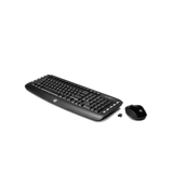Hp Wireless Multimedia Keyboard & Mouse ( Wireless COMBO)-Computers and Accessories-HP-Helmetdon