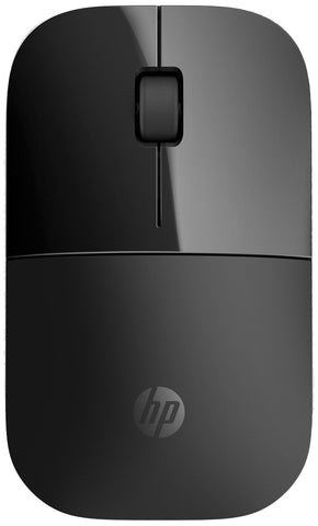 HP Z3700 Wireless Mouse - Black, Red, Blue, Gold and Silver-Computers and Accessories-HP-Black-Helmetdon