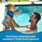 Huggies Little Swimmers Disposable Swim Diapers Medium Pk of 11 Diapers-Baby Product-Huggies-Helmetdon