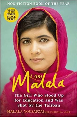 I Am Malala: The Girl Who Stood Up for Education and was Shot by the Taliban-Books-TBHPD-Helmetdon