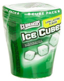 Ice Breakers Ice Cubes Sugar-free Gum (Spearmint, 40 Counts) -Pack of 4-Grocery-Ice Breaker-Helmetdon