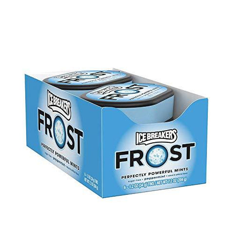 Icebreakers Frost Peppermint Mints - 34 Grams-Beauty-Garamart-Helmetdon