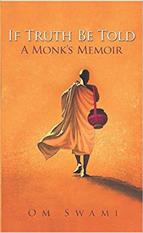 If Truth Be Told: A Monk's Memoir-Books-TBHPD-Helmetdon