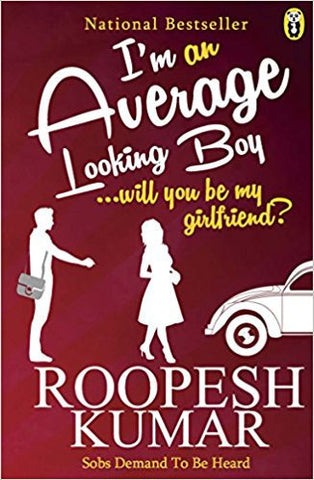 I'm An Average Looking Boy...Will You Be My Girlfriend?-Books-TBHPD-Helmetdon