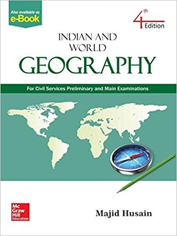 Indian and World Geography-Books-TBHPD-Helmetdon