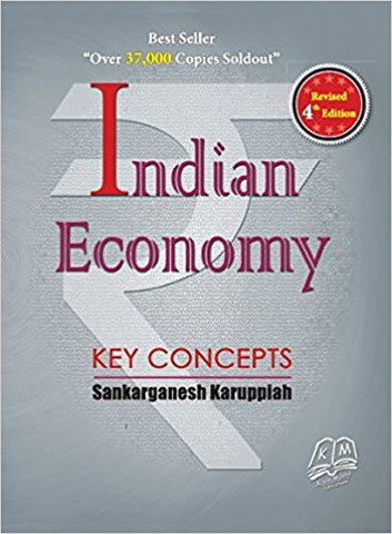 Indian Economy Key Concepts-Books-TBHPD-Helmetdon