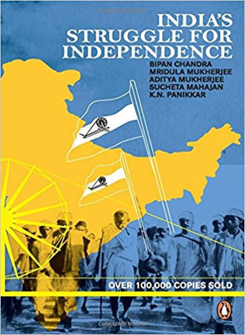 India's Struggle for Independence-Books-TBHPD-Helmetdon